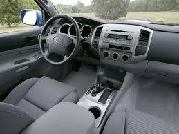 2008 Toyota Tacoma Interior - Interior Ideas