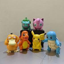 SIÊU RẺ] Đồ chơi mô hình Bộ 6 Pokemon - Pokémon xinh xắn đáng yêu phiên bản  giá rẻ Kumy Shop, Giá siêu rẻ 200,000đ! Mua liền tay! - SaleZone Store