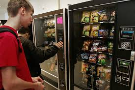 Vending Machine Profit And Loss Unique Vending Machines Try Electronic SelfDefense WSJ