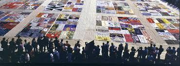 View AIDS Memorial Quilt at Harvey Mudd College | Harvey Mudd ... & AIDS quilt at Harvey Mudd Adamdwight.com
