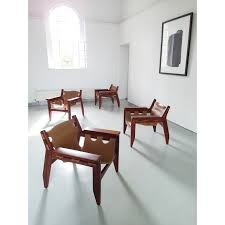 vintage brazilian lounge chair by sergio rodrigues kilin for oca 1973 design market
