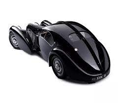 This gem is one of the rarest and most expensive cars in the world, designed by jean bugatti, son of founder ettore. 1933 1938 Bugatti 57sc Atlantic Coupe Top Speed