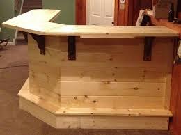 Building a basement bar plans
