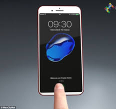 iphone home button. a new video has leaked online showing what claims to be the next-generation handset iphone home button