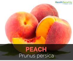 peach quick facts