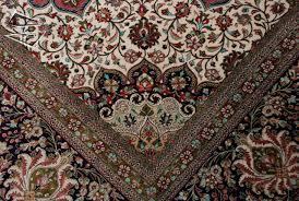 silk persian rug value