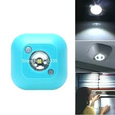 battery operated motion sensor light battery powered night light mini led wireless night light motion battery operated motion sensor light