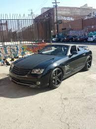 chrysler crossfire srt6 black. chrysler crossfire srt6 pinterest and cars black