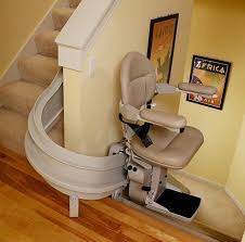Bruno Indoor Curved Stair Lift
