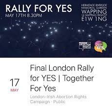 hermitage riverside memorial garden in wapping this is a chance to encourage as many people as possible to get out and vote yes on may 25th