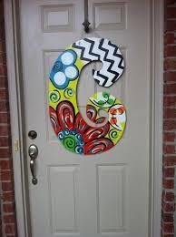 letters for front doorBest 25 Door letters ideas on Pinterest  Initial door letters