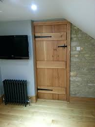 interior doors barn style solid oak door cottage wooden