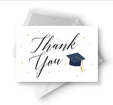 Free Printable Graduation Cards 7 Free Printable Graduation Thank You Cards
