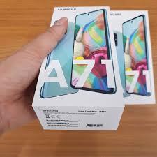 Điện thoại Samsung Galaxy A71 - NGUYÊN SEAL – Shop Samsung giá rẻ