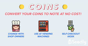 Vending Machine Change Hack Best Convert Your Loose Change Into Notes With This Hack Goodbye Coins