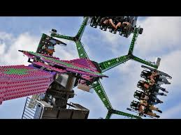 Dream Catcher Ride Florida State Fair 100 Delusion Ride 100k Video YouTube 45