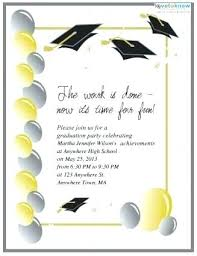 Online Graduation Party Invitations Free Printable Graduation Party Invitations Free Printable