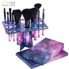 hair brush organizer. Beautiful Hair Docolor 12pcs Professional Makeup Brushes With 1pcs Brush Holder Together  High Quality Synthetic Hair Set Intended Organizer I