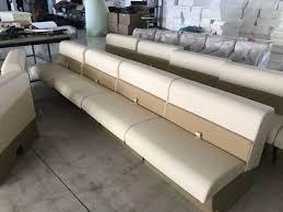 roto cast plastic pontoon boat seats