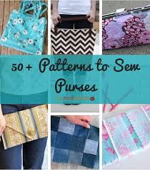 Purse Patterns To Sew