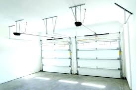 cost to replace garage door opener and springs thanks