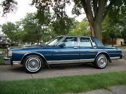 1989 Chevrolet Caprice Classic Brougham - reviews, prices, ratings ...