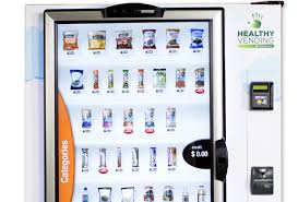 Canadian Vending Machines In Europe Beauteous Healthy Vending Machines Business Vending Franchise Opportunity