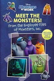 Disney Monsters at Work ...