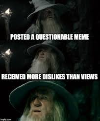 Confused Gandalf Latest Memes - Imgflip via Relatably.com