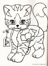 Small Picture Lisa Frank coloring pages Animals Pets Pinteres