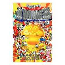 Đội Quân Doraemon Đặc Biệt - Tập 12 (Tái Bản 2019) | Nhà sách Fahasa