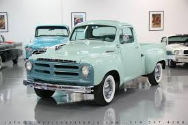 1955 Studebaker E7 Pickup Truck | Classic Car Studio
