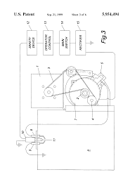 patent us5954494 pressure washer blower ignition electrical patent drawing