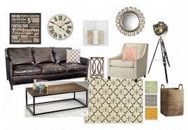 Living Room  Modern Rustic Living Room Furniture Large Plywood Industrial Rustic Living Room