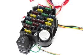new products painless performance the heart of your new chevelle wiring harness is centered around this factory style precision molded fuse block updated atc style fuses ensure that the 26