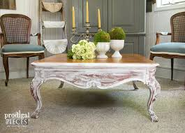 fullsize of beautiful french country style prodigal pieces pine coffee table makeover coffee table makeover