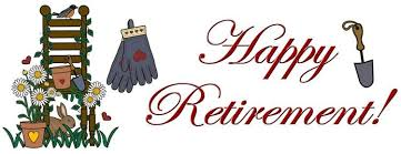 retirement banner clipart free clip art for retirement parties click on the banner above to
