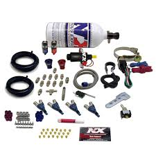 Nx Mainline Jet Chart Nx Four Cylinder Piranha Wet Nitrous Kit