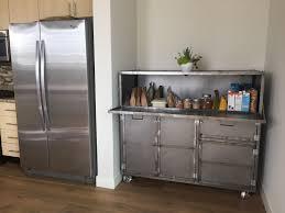 Industrial Kitchen Cabinet Combine 9 Industrial Furniture
