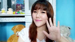 simple korean makeup tutorial makeup mudah ala korea insram giveaway you
