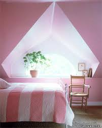 Pink And Orange Bedroom Orange Rooms Martha Stewart