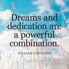 Life Dream Quotes Best Of Positive Dreams Quotes About Life 'Dreams And Dedication Life