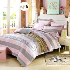 pink single bedding sets beautiful dull grey and pink cotton bedding set 1 beautiful dull grey pink single bedding sets