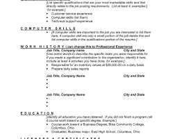 Skills To Put On Resumes What Do You Put On To A Resume Template Elegant Skills Inspire 23