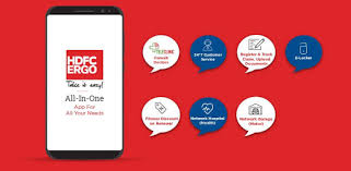 Renew car insurance online by simply entering your hdfc ergo motor insurance policy no. Hdfc Ergo Insurance App Apps On Google Play