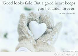Beautiful Heart Images With Quotes Best of Beauty Is Not In The Face Nice Message Quote