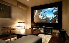 Wall Mounted Tv Frame Wall Mounted Tv With Wooden Frame And White Rug Round Coffee Ideas
