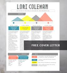 Free Infographic Resume Template Word Download Now Creative Resume