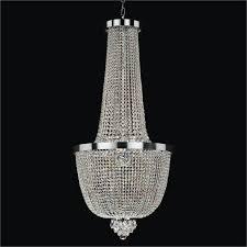 contemporary modern chandelier foyer crystal chandelier modern time 603 glow lighting