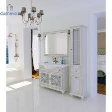 Комплект мебели <b>Акватон Беатриче</b> 85 слоновая кость, цена ...